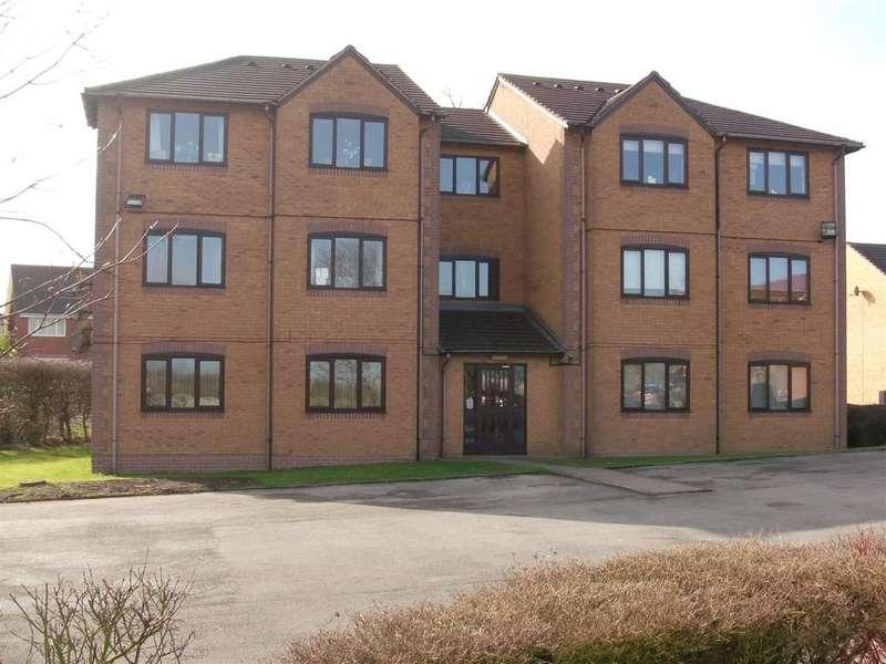 1 Bedroom Flat for sale in High Ridge Close, Aldridge