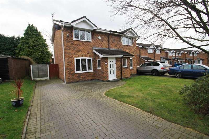 2 Bedrooms Semi Detached House for sale in Turnberry Drive, Wilmslow