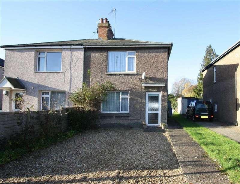3 Bedrooms Semi Detached House for sale in 84, Halse Road, Brackley