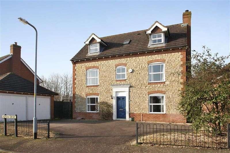 4 Bedrooms Detached House for sale in 24, Heron Drive, Brackley