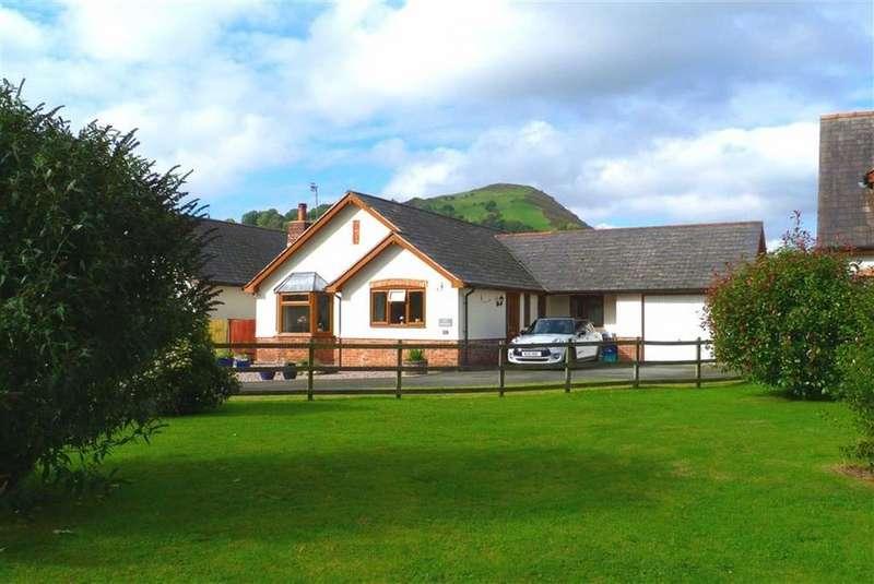 2 Bedrooms Bungalow for sale in Y Ddol, Penybontfawr, SY10