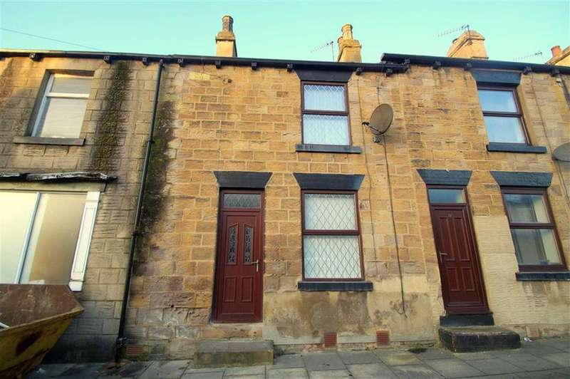 2 Bedrooms Terraced House for sale in Quarry Hill, Leeds