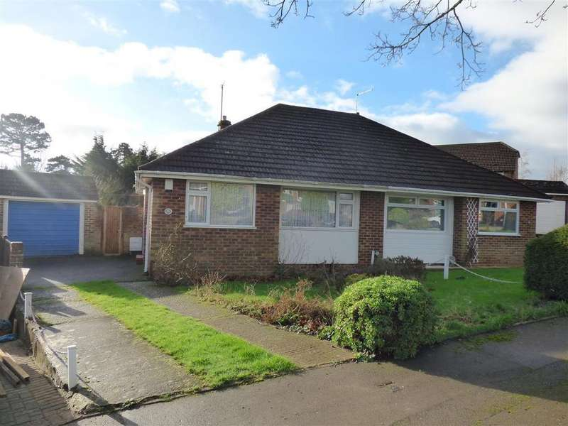 3 Bedrooms Semi Detached Bungalow for sale in Kingsgate Close, Maidstone