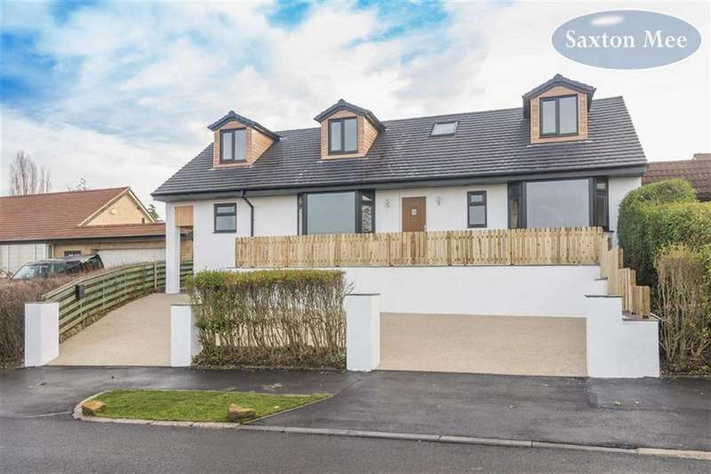 5 Bedrooms Detached House for sale in The Grove, Totley, Sheffield, S17