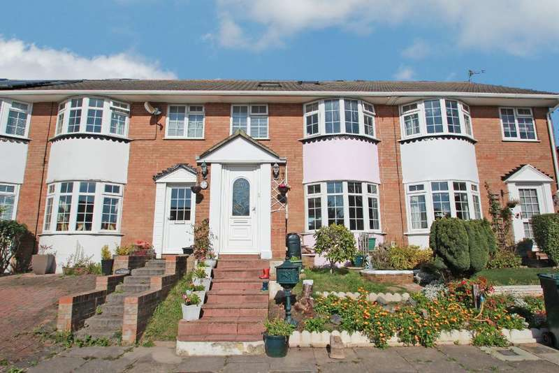 5 Bedrooms Terraced House for sale in Romany Close, Portslade, Brighton