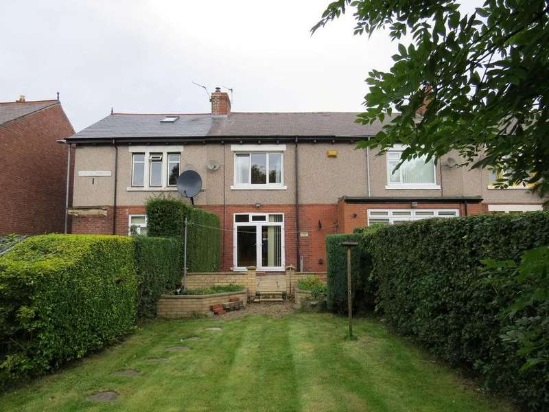 2 Bedrooms Terraced House for sale in Langwell Crescent, Ashington