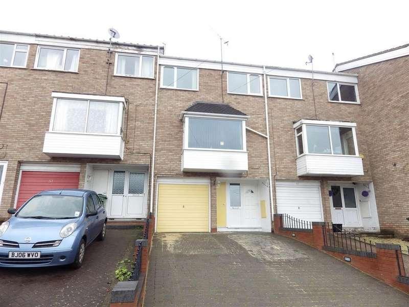 3 Bedrooms Terraced House for sale in Whitestone Road, Halesowen