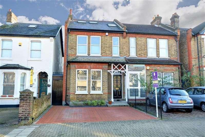5 Bedrooms Semi Detached House for sale in Mackenzie Road, Beckenham, Kent