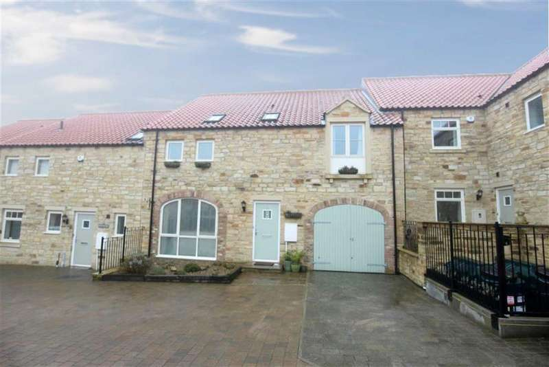 4 Bedrooms Terraced House for sale in Dales View, Richmond, North Yorkshire
