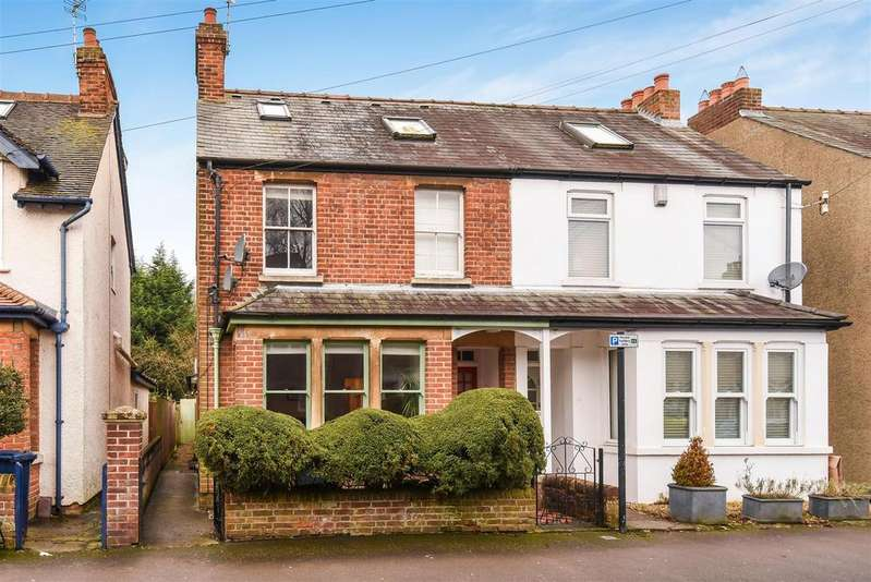 2 Bedrooms Apartment Flat for sale in Stile Road, Headington