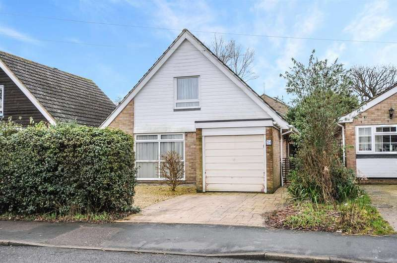 3 Bedrooms Detached House for sale in Orchard Way, Barnham