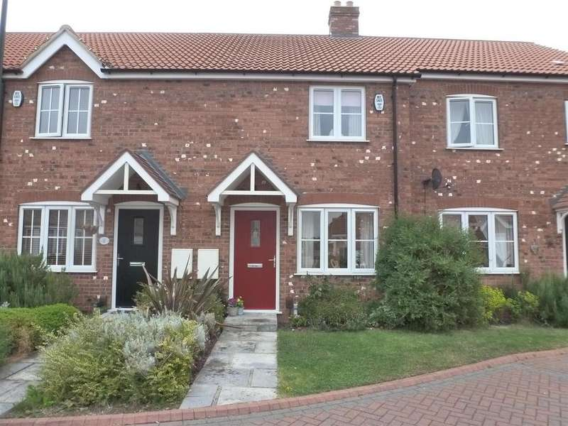 2 Bedrooms Terraced House for sale in Cottesmore Road, Cleethorpes