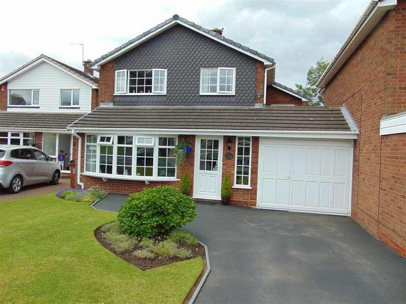 3 Bedrooms Link Detached House for sale in Kingshayes Road, Aldridge