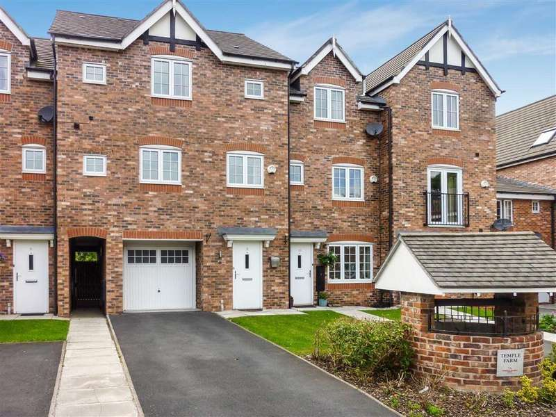 4 Bedrooms Town House for sale in Welldale Mews, Sale, M33