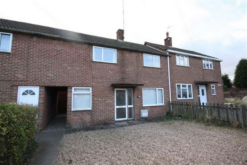 2 Bedrooms Terraced House for sale in Franklin Road, Caldwell, Nuneaton