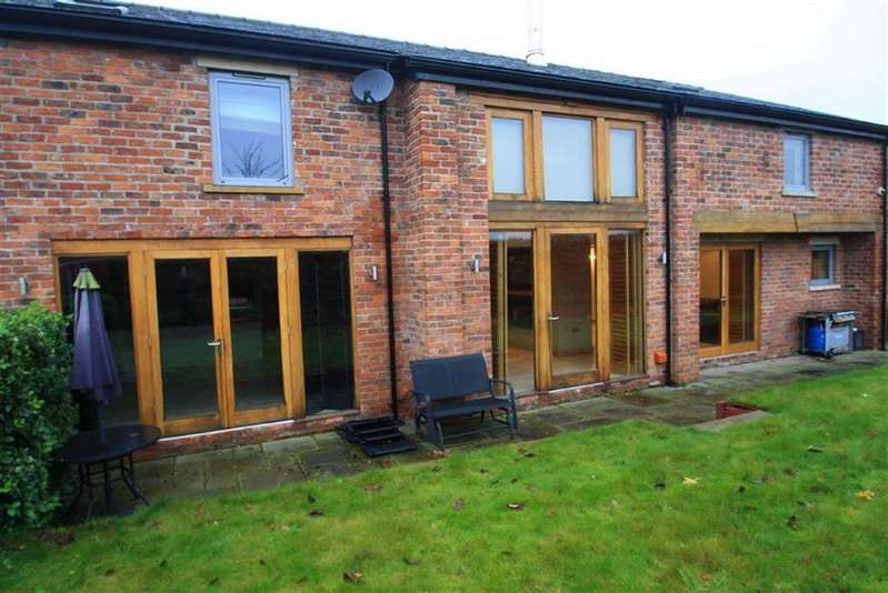 4 Bedrooms House for sale in Harefield Farm, Harefield Drive, Wilmslow