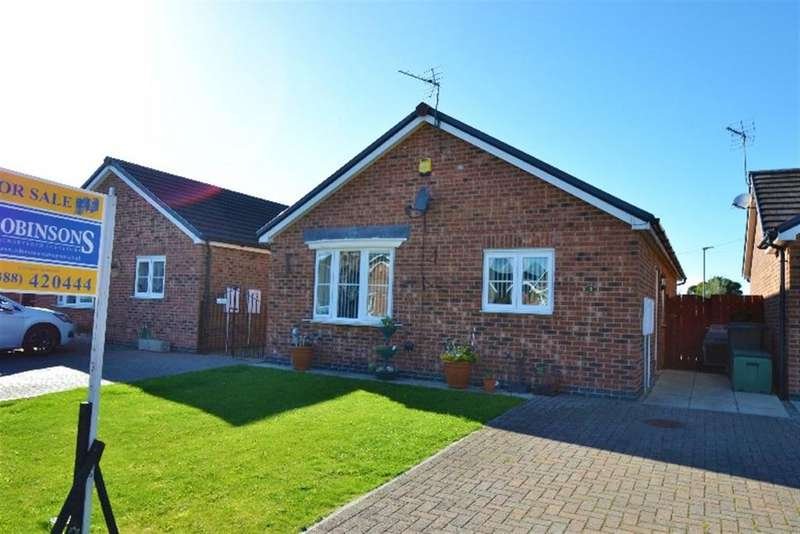3 Bedrooms Detached House for sale in John Herriott Court, Chilton, County Durham