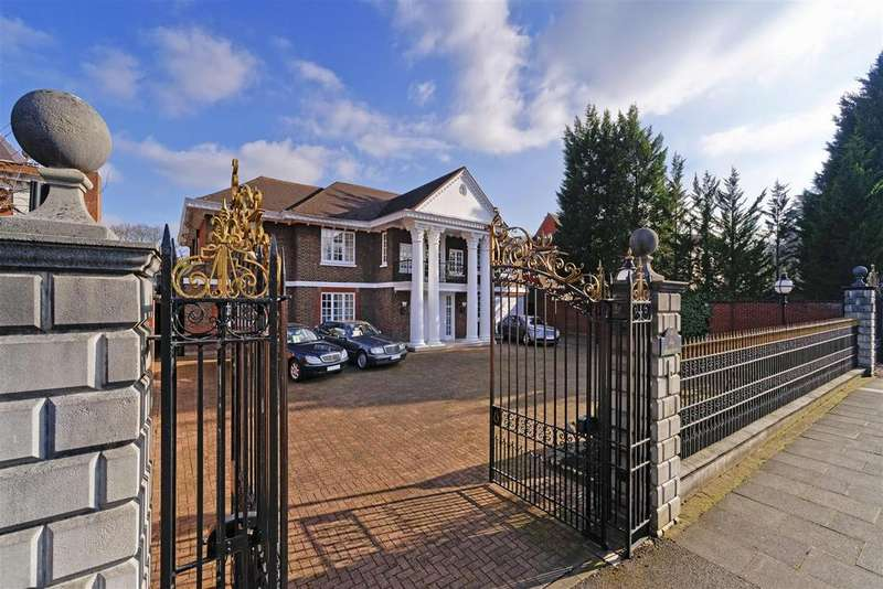 7 Bedrooms Detached House for sale in The Bishops Avenue, N2