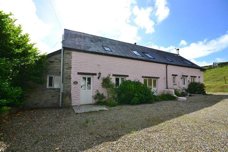 4 Bedrooms Cottage House for sale in Eglwyswrw