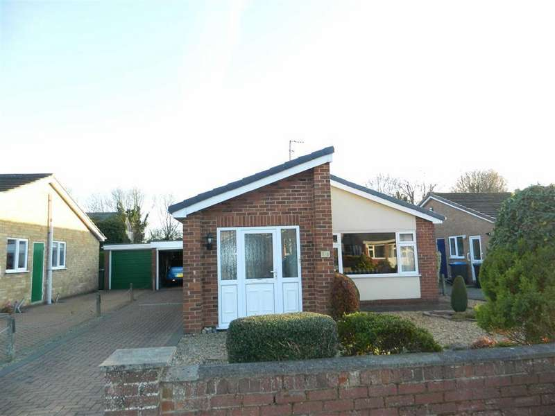 3 Bedrooms Detached Bungalow for sale in St Oswalds Close, Sowerby