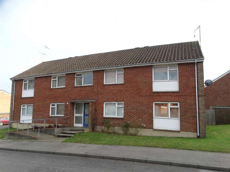 2 Bedrooms Flat for sale in Leylands Park, Burgess Hill