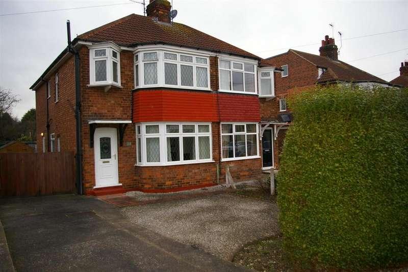 3 Bedrooms Semi Detached House for sale in Mill Lane, Kirk Ella