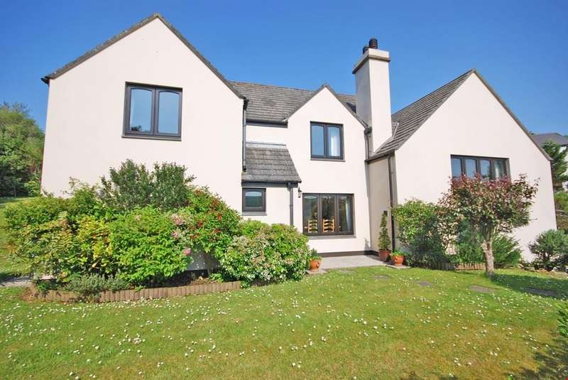 4 Bedrooms Detached House for sale in Bolingey, Perranporth, Nr. Truro, Cornwall, TR6