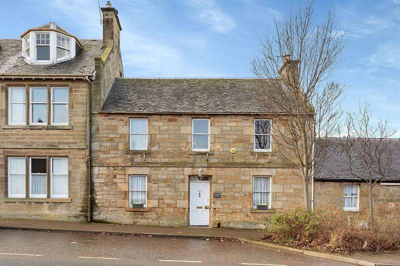 4 Bedrooms Terraced House for sale in 110 Main Street, Pathead, EH37 5PX