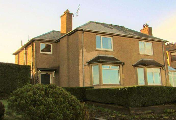 3 Bedrooms Semi Detached House for sale in Cruachan, 18 Douglas Road, Hawick, TD9 9LW