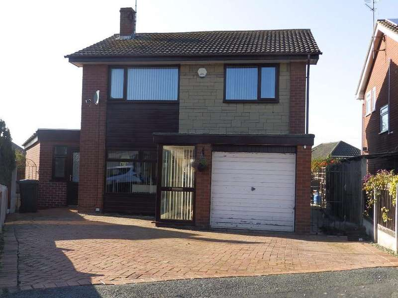 4 Bedrooms Detached House for sale in Llys Y Gerddi, Rhyl
