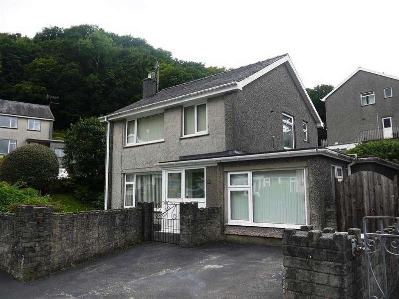 4 Bedrooms Detached House for sale in Morfa Lodge Estate, Porthmadog, Gwynedd
