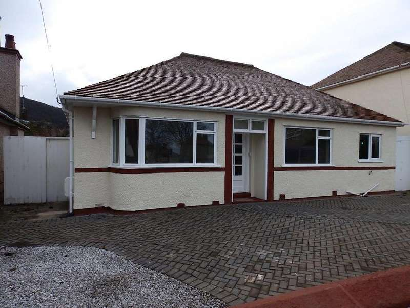 3 Bedrooms Detached Bungalow for sale in Fforddisa, Prestatyn