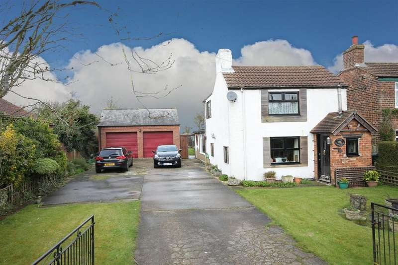 2 Bedrooms Detached House for sale in 3 Sea Road, Anderby