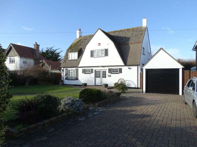 4 Bedrooms Detached House for sale in Crossbush Road, Summerley Estate, Felpham