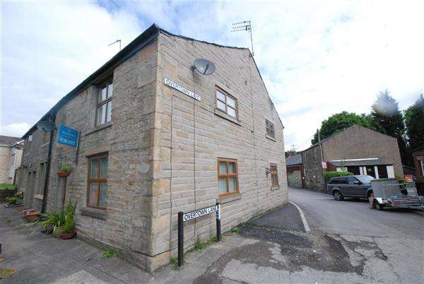 3 Bedrooms Terraced House for sale in Edenfield Road, Norden