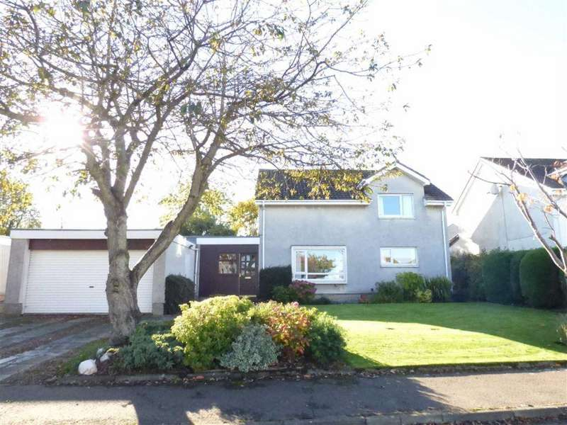 4 Bedrooms Detached House for sale in Lindsay Gardens, St Andrews, Fife