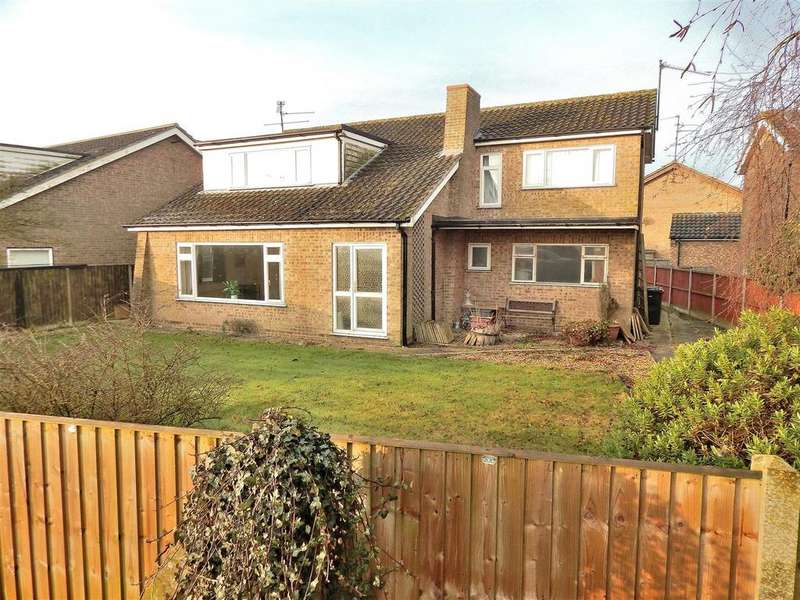 4 Bedrooms Detached House for sale in Poplar Road, West Winch, King's Lynn