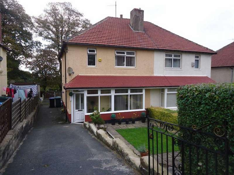3 Bedrooms Semi Detached House for sale in Windermere Road, Bradford, West Yorkshire, BD7
