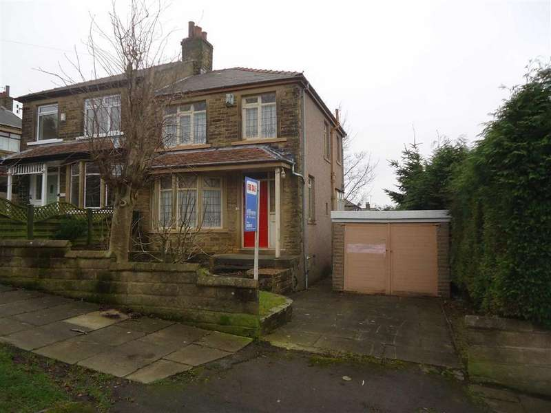 3 Bedrooms Semi Detached House for sale in Beechwood Road, Bradford, West Yorkshire, BD6