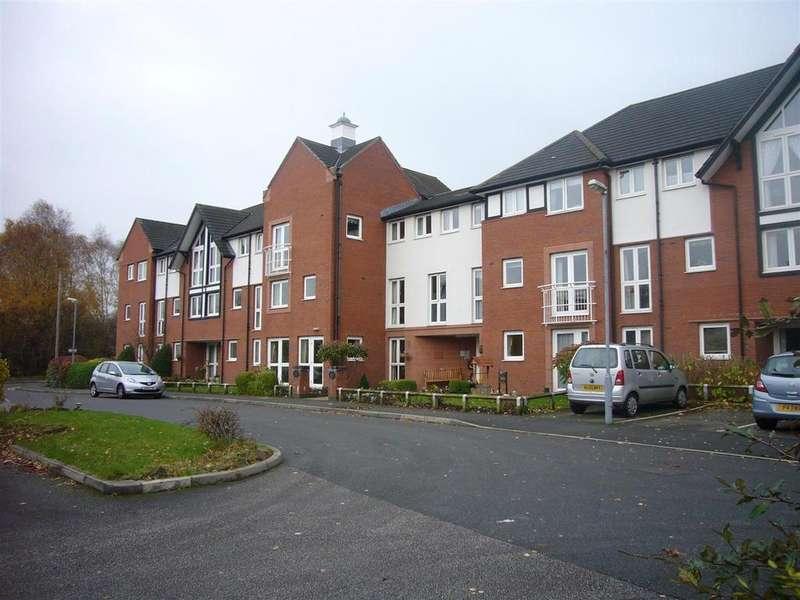 1 Bedroom Apartment Flat for sale in Ashley Court, Chapelfields, Frodsham