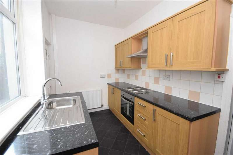2 Bedrooms Terraced House for sale in Robson Street, Brierfield, Lancashire