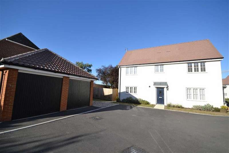 4 Bedrooms Detached House for sale in Corinthia Mews, Burnham-on-Crouch, Essex