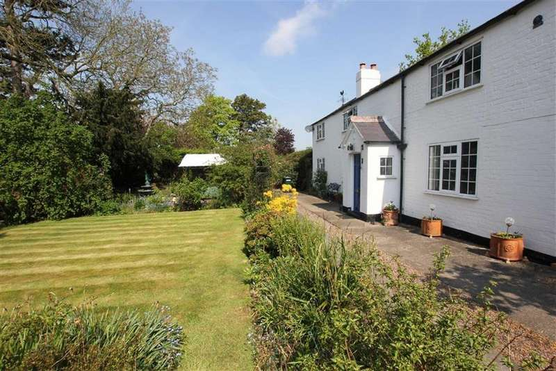3 Bedrooms Cottage House for sale in Well Lane, Mollington, Chester