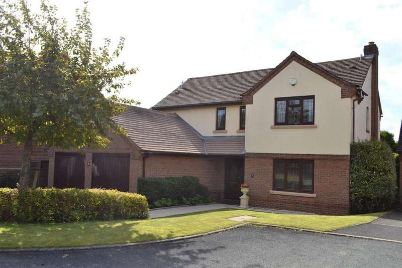 4 Bedrooms House for sale in Hatherton Croft, Cannock