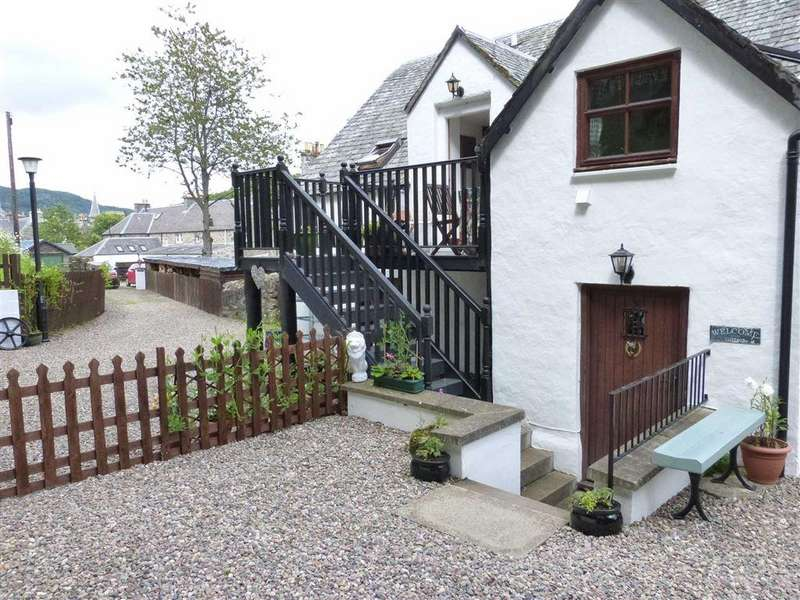 3 Bedrooms Detached House for sale in Gladstone Terrace, Dunkeld