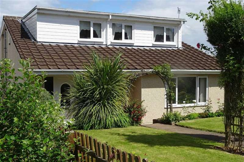 3 Bedrooms Detached Bungalow for sale in Cwrdy Close, Pontypool, Torfaen