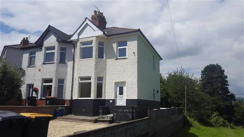 3 Bedrooms Semi Detached House for sale in Barrack Hill, Newport