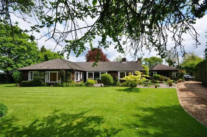 4 Bedrooms Detached House for sale in Mill Lane, Clavering, Saffron Walden