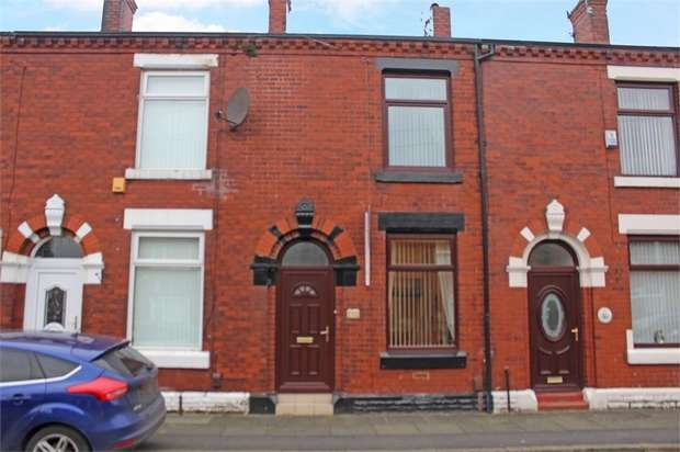 2 Bedrooms Terraced House for sale in Reyner Street, Ashton-under-Lyne, Greater Manchester
