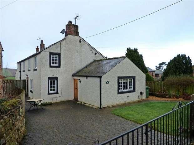 3 Bedrooms Semi Detached House for sale in Cumrew, Heads Nook, Brampton, Cumbria